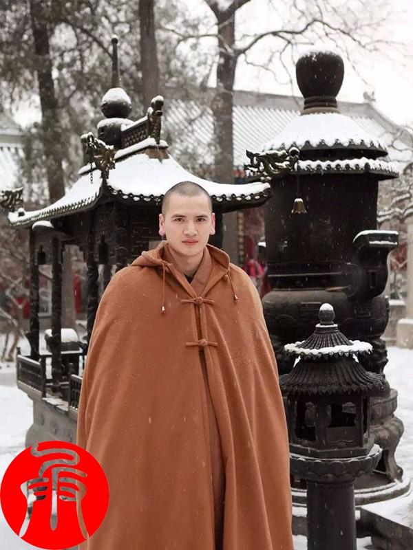 最帅和尚_不要铁饭碗,拒当富二代女婿,他一出家便是中国最帅和尚