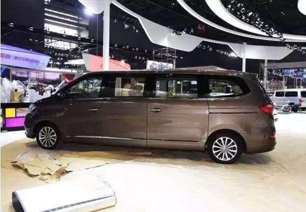 国产七座商务车_26亿研发出来的国产商务车, 一台没卖出去