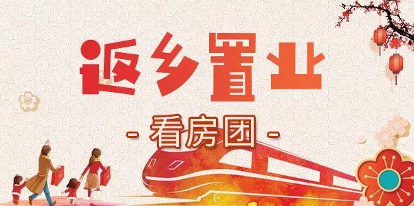 2018春节返乡置业佳盘
