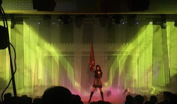 BEJ48原创公演《B A FIGHTER》首演,速度飙高,浴火重生