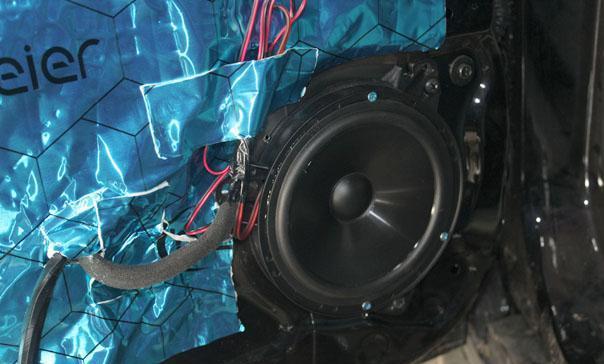 东风风神A60——JBL汽车音响小改