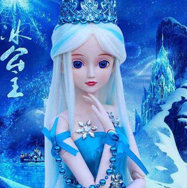 十二星座专属的娃娃,天秤座是女王,魔蝎座是她!图片