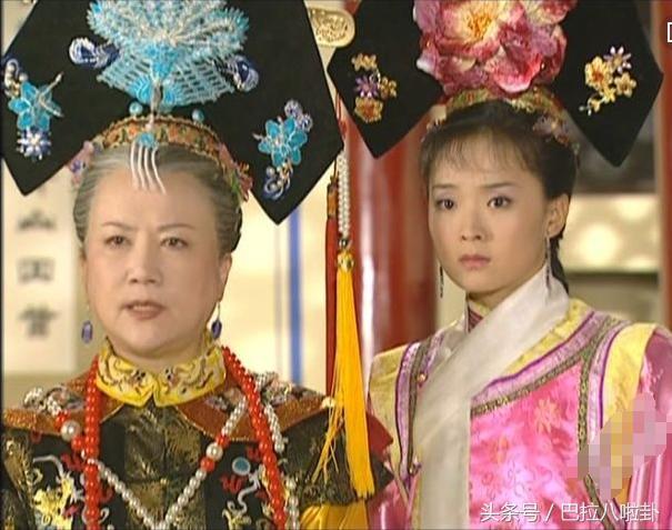 还珠格格 3位女配 彩霞成董事长,老佛爷嫁诸葛亮,她去世