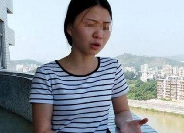 这位19岁的女孩儿,因为要照顾病床上的母亲,而且父亲身体也不太好,家