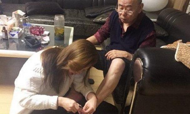 她是潘长江女孩子,嫁亿万富豪,现在美成这么?