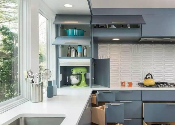 家里装仺--9h�y�9.���/_橱柜这样装家里的厨房才够用