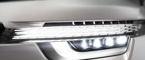 颠覆你的想象,满满的科技感,JEEP的六座SUV能够满足你的家庭需要吗?