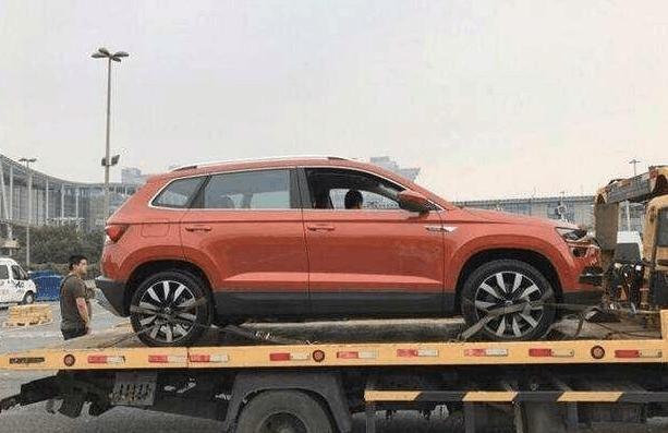 上汽斯柯达推出全新SUV