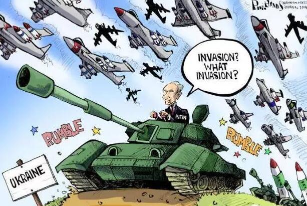 """刚刚,普京发怒:""""让侵略者清醒!""""宣传片9枚导弹飞向美国!"""