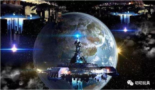 UFO几亿年前就曾造访过地球,_为寻找宇宙中最强大的能量源泉?