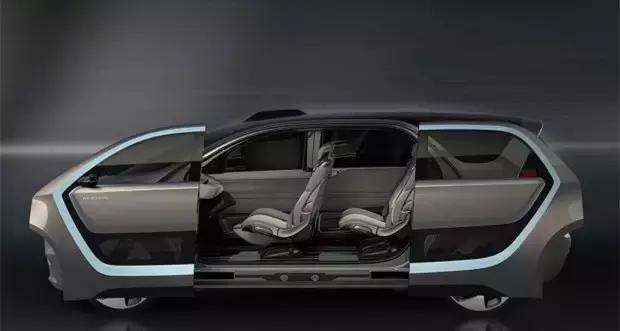 第一次觉得MPV如此漂亮,克莱斯勒Portal概念车首发