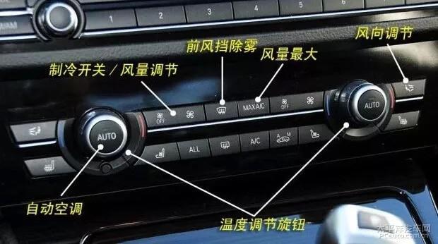 内按键全图解,希望给开车新手和不太熟悉车内按钮的朋友们带来一定