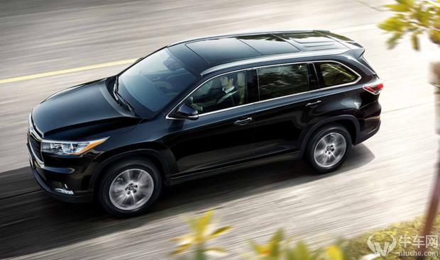 20万级SUV不买途观,还有汉兰达和他们可以选择