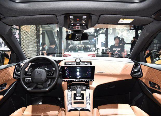 国产DS 7 CROSSBACK将于下月开启预售 定位紧凑型SUV