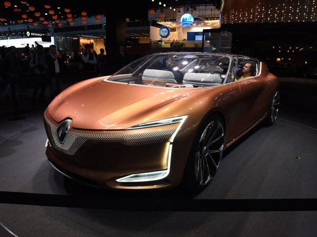 雷诺两款概念车将于国内首发 设计惊艳