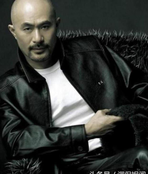 盘点几位在娱乐圈以光头出名的中国男明星,第一个你会