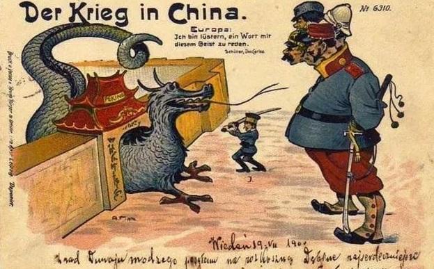 澳门八国联军表演票价_八国联军在北京:此国军纪最好,实际上却是在作秀,反而
