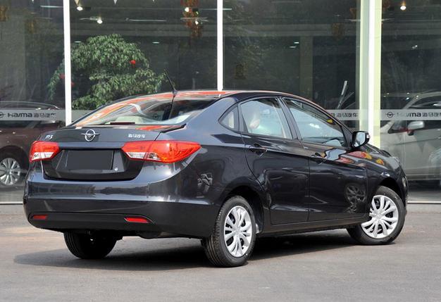 海马又一款神车,光看车型内饰,你绝对看不出来这款车的售价!