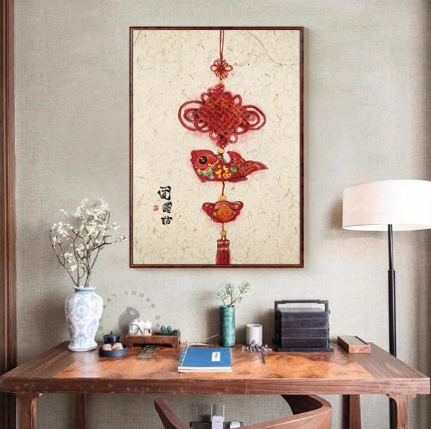 春节装饰神器: 装饰画