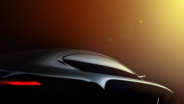 Pininfarina将推电动HK GT概念车 亮相日内瓦车展