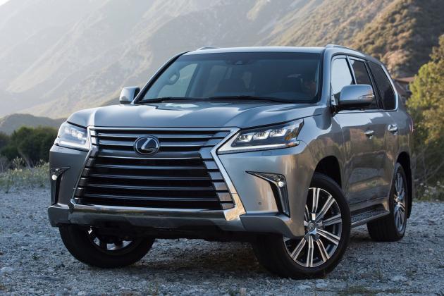 雷克萨斯将于北美车展发布全新SUV概念车