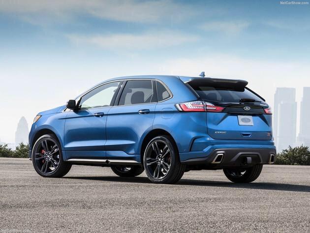 福特将出新SUV,2.7T+8AT