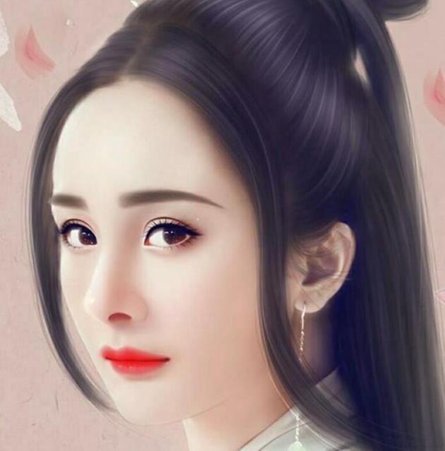 网友评明星手绘图:杨幂被评为最美,迪丽热巴,赵丽颖上榜