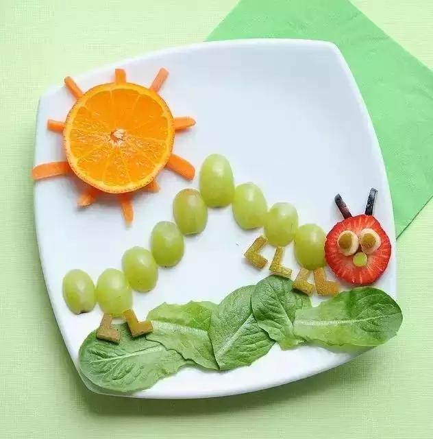 教大家做水果拼盘,可以进来看看这篇文章