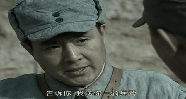 孔捷半天就牵回了一个骑兵营,皇协军骑兵营有