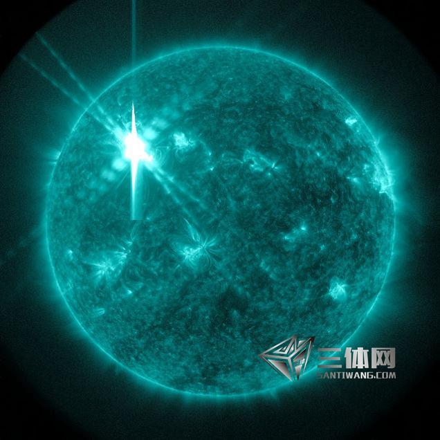 NASA:超強太陽風暴如果襲擊地球,人類文明將消失!