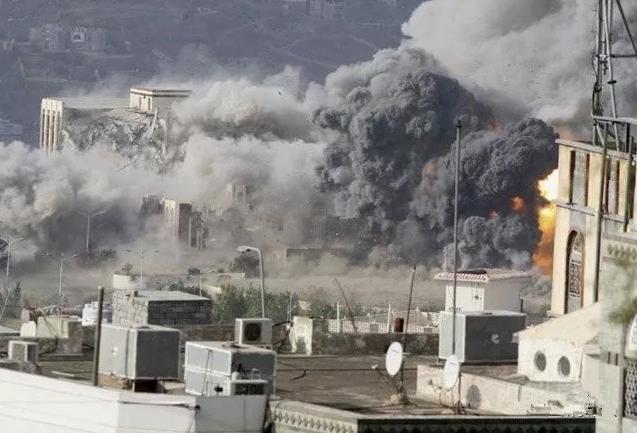 再次出动战机空袭叙利亚 以色列空军一周轰炸叙军4次