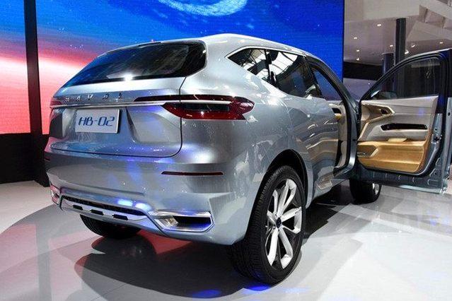 没买车的就对了!哈弗推出全新紧凑型SUV不到7万,比H6高大上