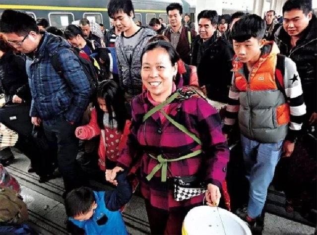 春节返乡农民工最多的省份, 第一名你想不到, 有你的家乡吗?