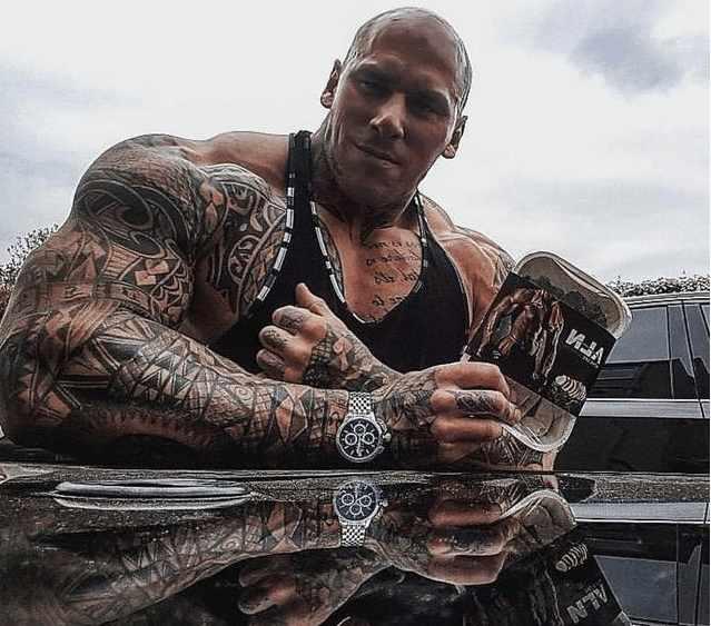 为什么肌肉男大多都是有钱人?
