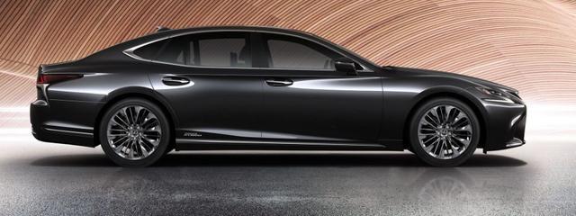 雷克萨斯ls,lc车型全新上市.