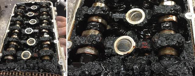 机油过黑、机油乳白、机油变味到底问题出在哪里?
