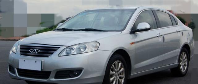奇瑞当年的B级车,现在12款的2手车也只能卖到4万快左右