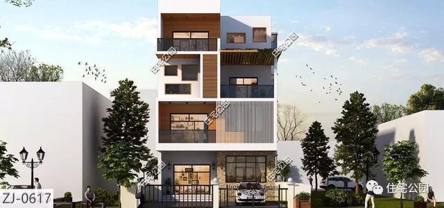 10套别墅彩云建筑图,8到15米宽全都户型有,总湖农村1号别墅重庆别墅图片