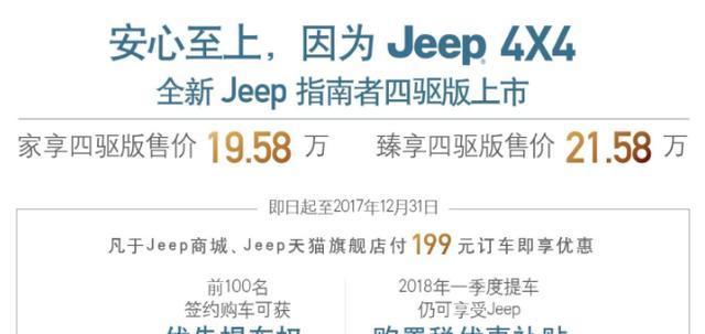 你最想知道的Jeep指南者四驱版问题,这里专业车评人全给你解答了