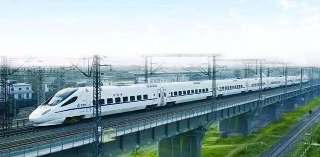 高铁线路不是直线 这是为什么 作者 旅游小师图片