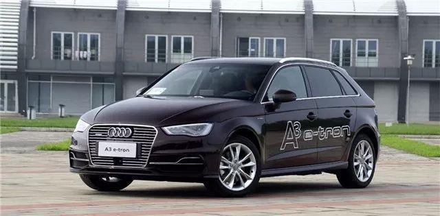 奥迪A3 e-tron:一辆不像混动车型的混动车!