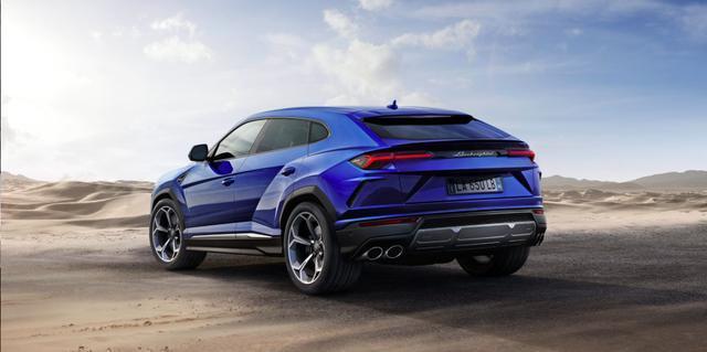 它是速度最快的SUV, 中国首发,售价313万