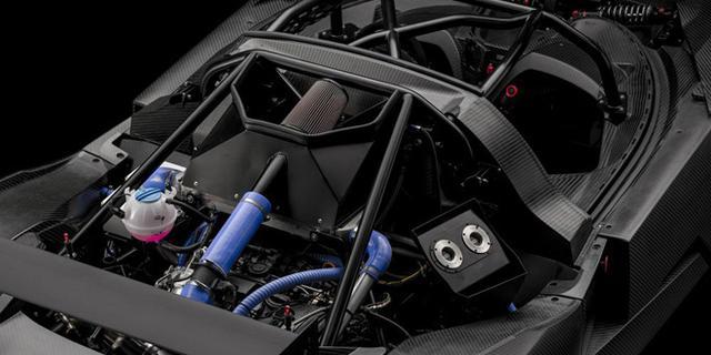 2018款KTM X-Bow GT4亮相