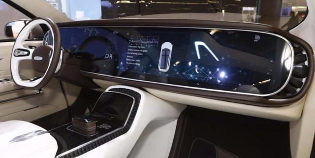 国产爆棚科技感SUV,中控还能这样玩?