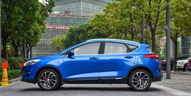 国产SUV里这三款卖的很火,重点是十万块就能买到!