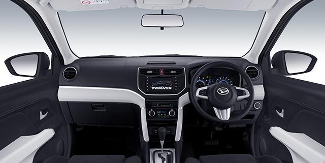 车身尺寸增加,升级为紧凑型SUV,第三代大发特锐正式发布