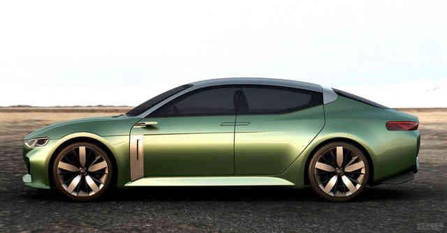 起亚新款车型将上市,颜值逆天,比大众CC还漂亮!