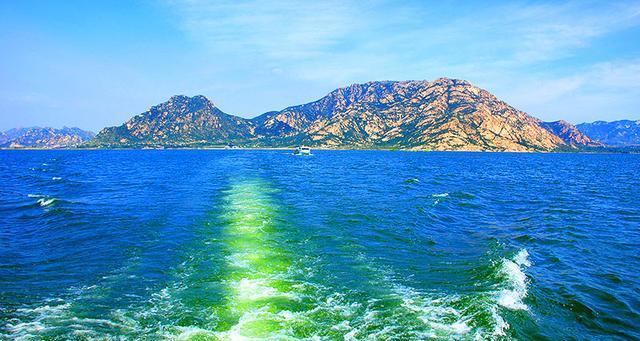 山东临沂最著名的十大旅游景点之一天马岛旅游区