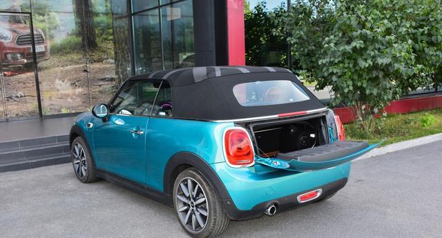 宝马MINI的小钢炮,最小的敞篷跑车,最便宜的跑车
