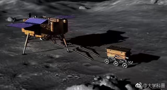 中国成功发射嫦娥三号月球探测器